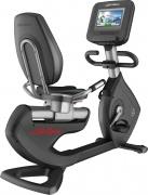Горизонтальный велотренажер Lifecycle Discover SI
