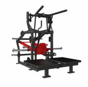 Приседания с поясом Hammer Strength Plate-Loaded (PL-BSQ)