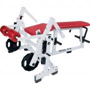 Независимое сгибание ног лежа Hammer Strength Plate-Loaded (IL-LC)