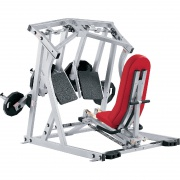 Независимый жим ногами сидя Hammer Strength Plate-Loaded