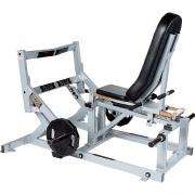 Голень сидя (горизонтально) Hammer Strength Plate-Loaded