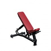 Скамья атлетическая регулируемая профессиональная Hammer Strength