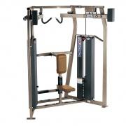 Независимая гребная тяга сверху Hammer Strength MTS