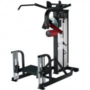 Мышцы бедра и ягодичные Hammer Strength Select
