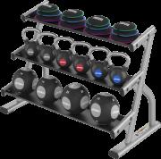 Трехъярусная стойка для аксессуаров Optima (OP-AR3)