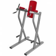 Поднятие коленей и отжимания Optima (OP-DLR)