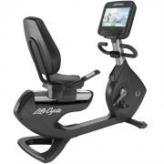 Горизонтальный велотренажёр Life Fitness Platinum Club Disover SE