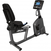Горизонтальный велотренажер Life Fitness RS1 GO