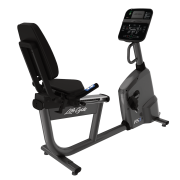 Горизонтальный велотренажер Life Fitness RS1 Track Connect