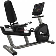 Горизонтальный велотренажер Integrity Lifecycle® D с консолью SL