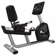 Горизонтальный велотренажер Integrity Lifecycle® S с консолью SL