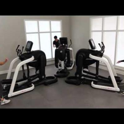 Тренажер FlexStrider - готовая тренировка #1 | Life Fitness Russia