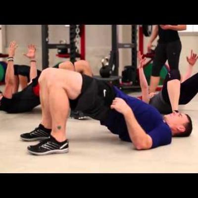 HD Elite -- тренировка Body Core Blast